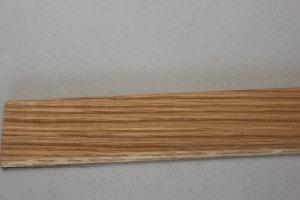 Champlat chêne massif 2 arrondis 4 x 38 mm - vue 3