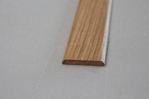 Champlat chêne massif 2 arrondis 4 x 38 mm - vue 1