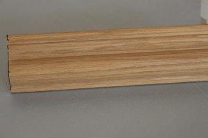 Cymaise traditionnelle chêne massif  16×58 mm - vue 3