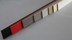 Gamme de plinthe médium décor couleur – 10 x 70 mm - vue 3
