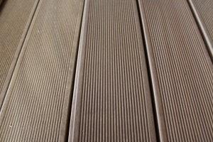 Lames de terrasse en bois exotique ( Bankirai ) - vue 2
