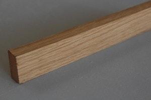 Tasseaux chêne massif 18 x 34 mm - vue 2