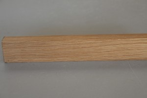 Tasseaux chêne massif 18 x 34 mm - vue 3