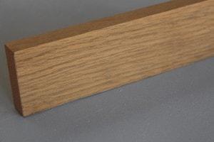 Tasseau chêne massif 21 mm x 57 mm - vue 2