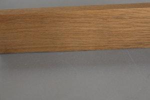 Tasseau chêne massif 21 mm x 57 mm - vue 3