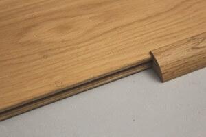 Barres de seuil à recouvrement pour parquet 22 mm - vue 3