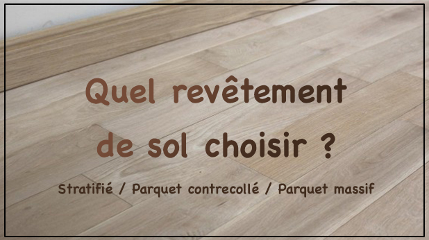 parquet massif contrecoll sol stratifi quel type de sol choisir. Black Bedroom Furniture Sets. Home Design Ideas