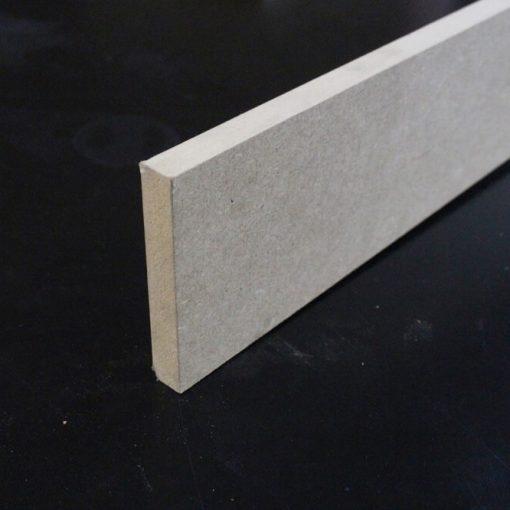 Plinthe medium 15 x 100 mm bords droits ou bords arrondis