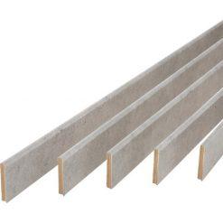 Plinthe medium effet beton 9x68