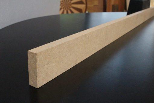 Plinthe médium 15 x 50 bord droit