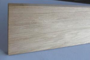 plinthe placage chene 19 x 200 mm bords carrés