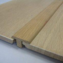 Barre de jonction 14 x 35 pour sols de 10 mm d'épaisseur