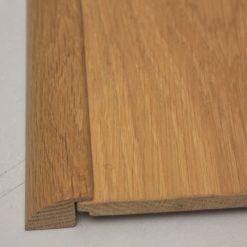 Barre de seuil 18 x 35 mm à recouvrement