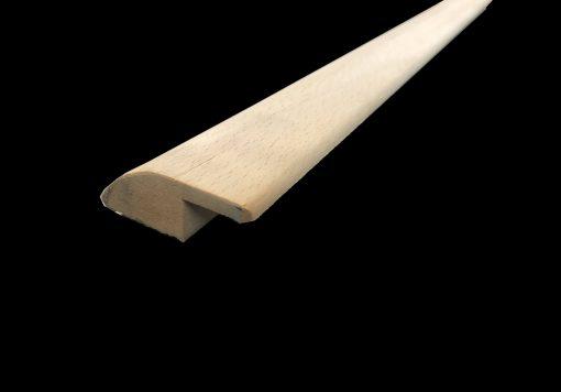 barre de seuil placage hêtre