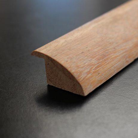 barre de seuil en doussié massif