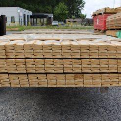 Sabots de plinthe en placage chêne