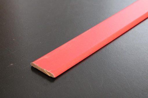 champlat papier decor rouge