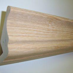 Corniche de cuisine en placage chene 30 x 95 mm