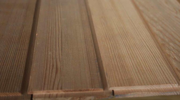 Bardage red Cedar 12 x 79 mm