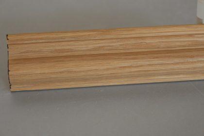 Chambranle à boudin en chêne massif 9 x 28 mm