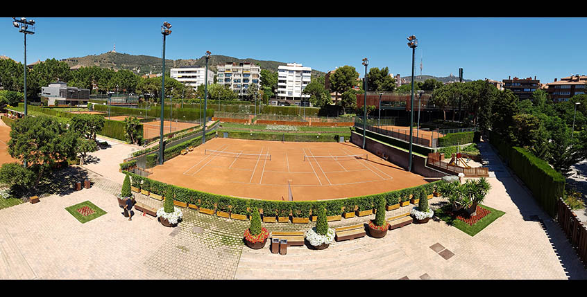 tennis club de barcelone