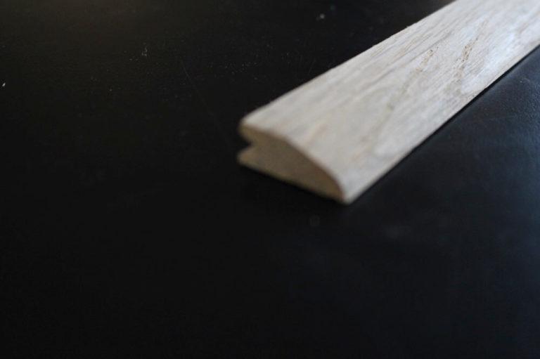 barre de seuil suisse bois 9 x 27 mm