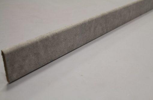plinthe décor gris 9 x 68