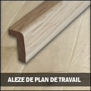 Accessories for wood planks