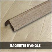 Baguettes d'angle