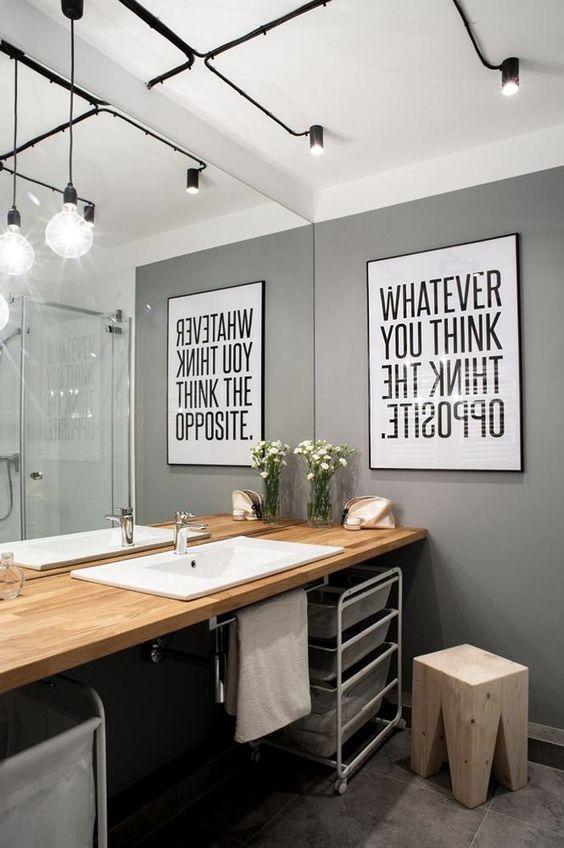 Plan de travail salle de bain : Nos conseils pour vous aider à bien ...