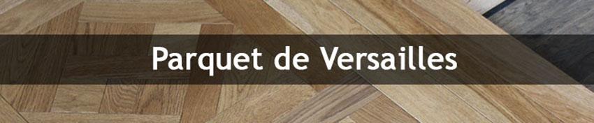 Parquet de Versailles, le charme à la française