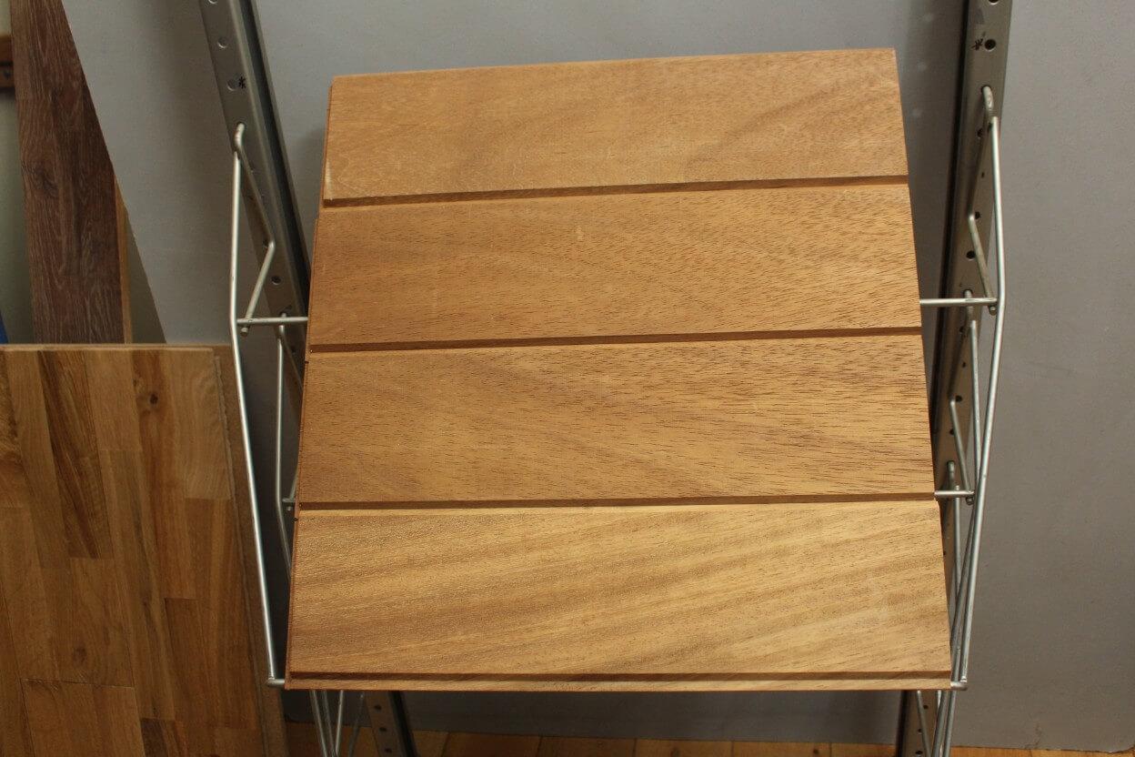Lames De Bois Exterieur bardage bois en iroko - 15 x 145 mm