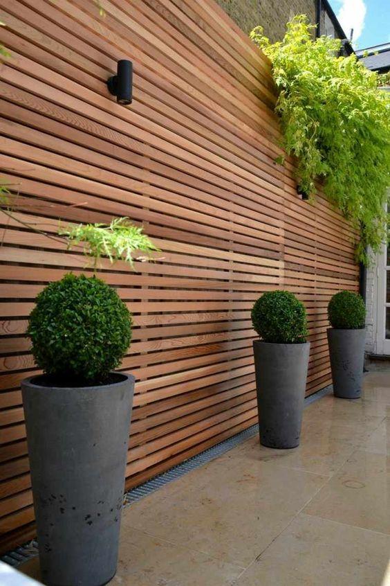 facade exterieure bois