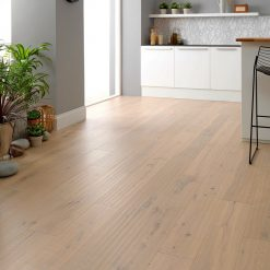 parquet chene massif clipsable EASIKLIP