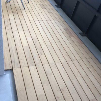 lames de terrasse balcon
