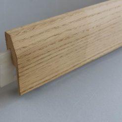 plinthe clipsable bois