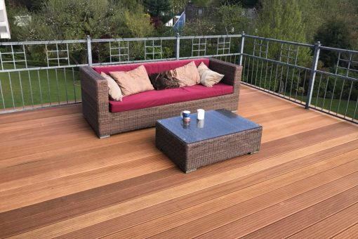 terrasse bois exotique bankirai