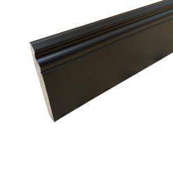 plinthe moulurée noire
